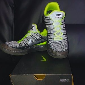 "Nike Custom IDs ""LunarEpic Low Flyknit 2"" Shoes"